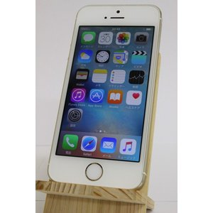 iPhone5s 金 32GB 日本国内版SIMフリー 全キャリア通話/LTE通信 OK docomo/au系格安sim OK  ip352000067985360|towayshop