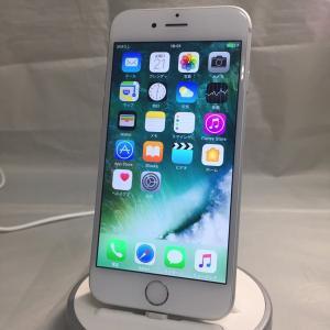アメリカ版SIMフリー iPhone6 シルバー 16GB  全キャリア通話/LTE通信 OK docomo系/au系格安sim OK バッテリー1年保証 ip352014072656783|towayshop