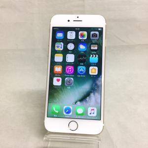 【中古Cランク】iPhone6 金 64GB au ネットワーク利用制限◯ au系格安sim対応 ip352061067200697|towayshop