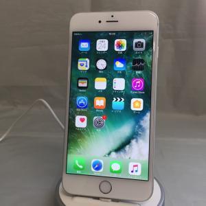 アメリカ版SIMフリー iPhone6Plus シルバー 16GB  全キャリア通話/LTE通信 OK docomo系/au系格安sim OK バッテリー1年保証 ip352066060933913|towayshop