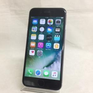 【中古Cランク】iPhone6 黒 64GB docomo ドコモ ネットワーク利用制限◯ docomo系格安sim対応 ip352067061835024|towayshop