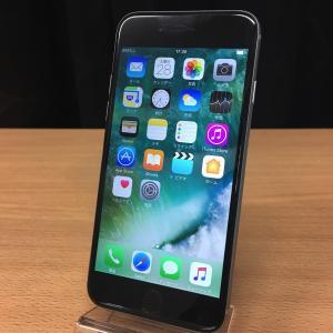 【中古Bランク】iPhone6 黒 16GB au ネットワーク利用制限◯ au系格安sim対応 ip352070067105954|towayshop