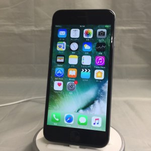 日本版SIMフリー iPhone6 スペースグレイ 64GB  全キャリア通話/LTE通信 OK docomo系/au系格安sim OK バッテリー1年保証 ip352073060434025|towayshop