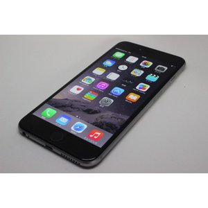 iPhone6PLUS 黒 64GB アメリカ版SIMフリー 全キャリア通話/LTE通信 OK docomo/au系格安sim OK 強化ガラスプレゼント ip354385060531560|towayshop