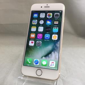 【中古Bランク】iPhone6 金 64GB au ネットワーク利用制限◯ au系格安sim対応 ip354433062401521|towayshop