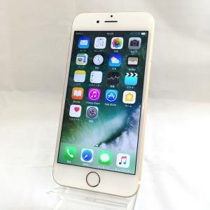 【中古Bランク】iPhone6 金 16GB docomo ドコモ ネットワーク利用制限◯ docomo系格安sim対応 ip355899061082497|towayshop