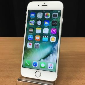 【中古Aランク】iPhone6 銀 16GB au ネットワーク利用制限△ au系格安sim対応 ip355900064484126|towayshop