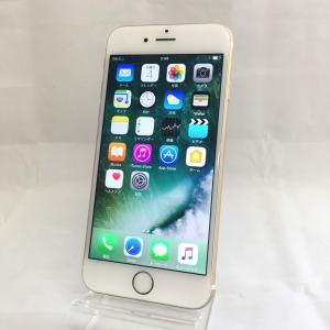 【中古Bランク】iPhone6 金 16GB au ネットワーク利用制限◯ au系格安sim対応 ip356956062947158|towayshop