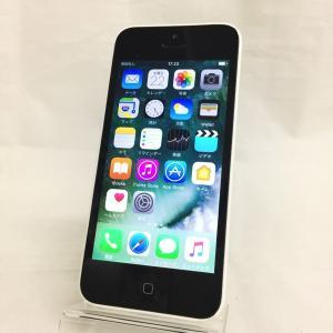 【中古Cランク】iPhone5c 白 32GB au ネットワーク利用制限◯ au系格安sim対応 ip357995053757662|towayshop
