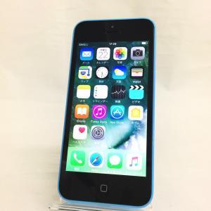 【中古Bランク】iPhone5c 青 32GB docomo ドコモ ネットワーク利用制限◯ docomo系格安sim対応 ip357995054832100|towayshop