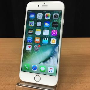 【中古Bランク】iPhone6 銀 64GB au ネットワーク利用制限△ au系格安sim対応 ip358366062090561|towayshop