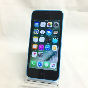 iPhone5c 青 16GB アメリカ版SIMフリー 全キャリア通話/LTE通信 OK docomo系/au系格安sim OK バッテリー1年保証 ip358537055332885|towayshop