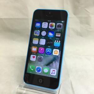 iPhone5c 青 16GB アメリカ版SIMフリー 全キャリア通話/LTE通信 OK docomo系/au系格安sim OK バッテリー1年保証 ip358537055543606|towayshop