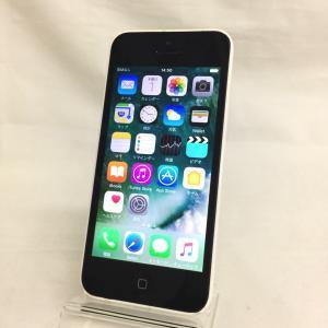 【中古Dランク】iPhone5c 白 16GB au ネットワーク利用制限◯ au系格安sim対応 ip358540058903652|towayshop