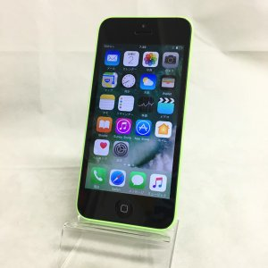 iPhone5c 緑 32GB アメリカ版SIMフリー 全キャリア通話/LTE通信 OK docomo系/au系格安sim OK バッテリー1年保証 ip358822051099450|towayshop