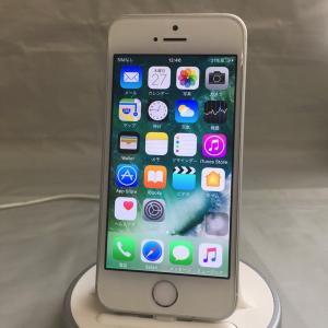 イタリア版SIMフリー iPhoneSE シルバー 64GB  全キャリア通話/LTE通信 OK docomo系/au系格安sim OK バッテリー1年保証 ip359143078477564|towayshop