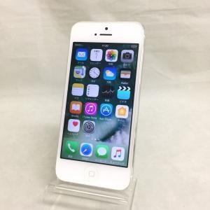 【中古Cランク】iPhone5 白 16GB au ネットワーク利用制限◯ au系格安sim対応 ip990002791850181|towayshop