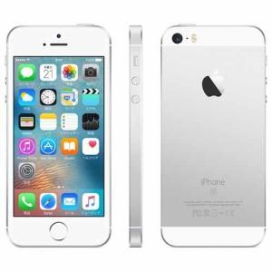 【SIMフリー】iPhoneSE 16GB シルバー 【中古】 ドコモ ソフトバンク au ワイモバイル対応 格安SIM対応 バッテリー1年保証 送料無料|towayshop
