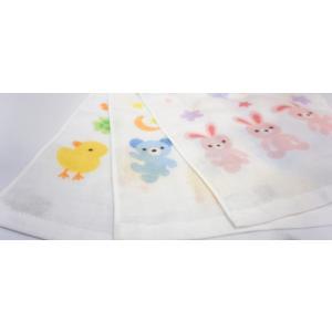 おぼろ やわらかガーゼ [フェイスタオル]|towel-agatsuma