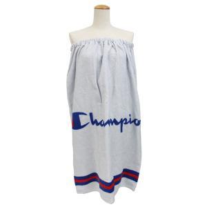ラップタオル  マキタオル Lサイズ  チャンピオン カジュアル  水泳用品 プール バスタオル ワンピース サウナ用タオル 約80×120cm|towelmall