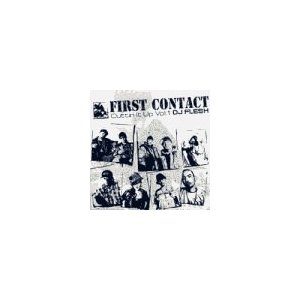 FIRST CONTACT mixed by DJ FLESH CD