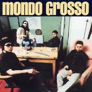Mondo Grosso INVISIBLE MAN CD|tower