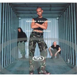 Skunk Anansie Paranoid And Sunburnt CD
