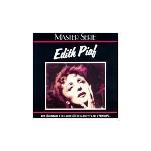 Edith Piaf Master Series CD