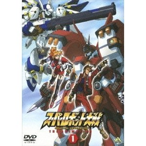 スーパーロボット大戦 ORIGINAL GENERATION THE ANIMATION 1  DVD