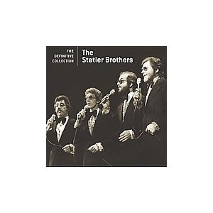 The Statler Brothers The Definitive Collection CD