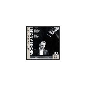 アルトゥーロ・ベネデッティ・ミケランジェリ Arturo Benedetti Michelangeli (10-CD Wallet Box) CD