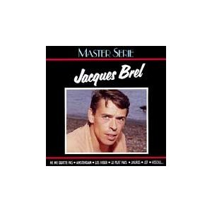 Jacques Brel Master Series CD