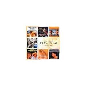 Francis Lai フランシス・レイ作品集<COLEZO!TWIN> CD