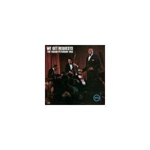 Oscar Peterson Trio We Get Requests CD