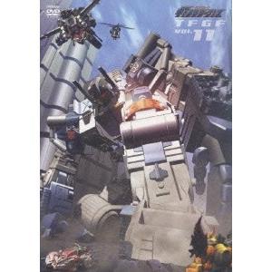 トランスフォーマー ギャラクシーフォース DVD VOL.11