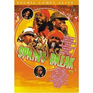 REGGAE SPRING BREAK PART 2  DVD