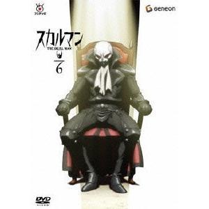 スカルマン THE SKULL MAN 6  DVD