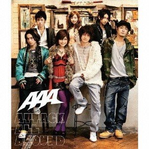 AAA ATTACK ALL AROUND CD