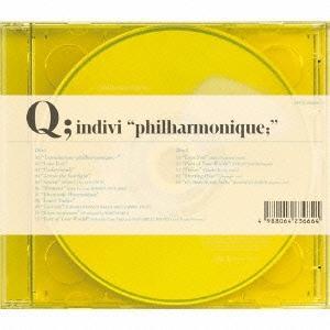 Q;indivi philharmonique; CD|tower