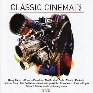 Classic Cinema Part 2 (EU) CD