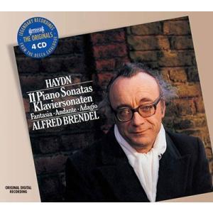 アルフレート・ブレンデル ハイドン: ピアノ・ソナタ集 CD