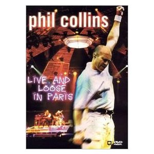 Phil Collins Live And Loose In Paris (US) DVD