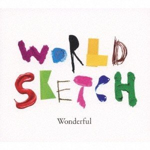 World Sketch Wonderful CD|tower