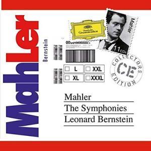 レナード・バーンスタイン マーラー: 交響曲全集 CD