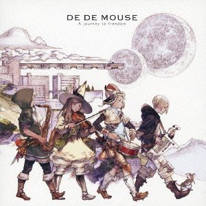 DE DE MOUSE A journey to freedom CD|tower