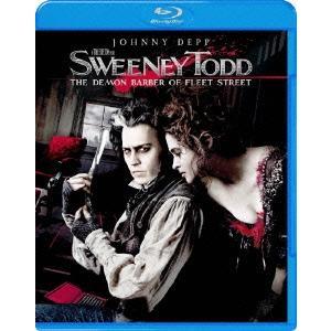 ティム・バートン スウィーニー・トッド フリート街の悪魔の理髪師 Blu-ray Disc