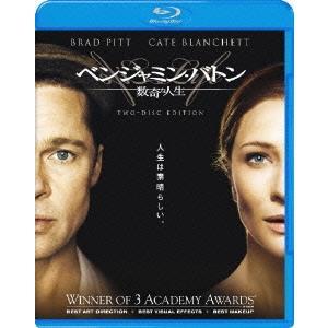 デヴィッド・フィンチャー ベンジャミン・バトン 数奇な人生 Blu-ray Disc