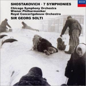 ゲオルグ・ショルティ ショスタコーヴィチ: 交響曲集<タワーレコード限定> CD