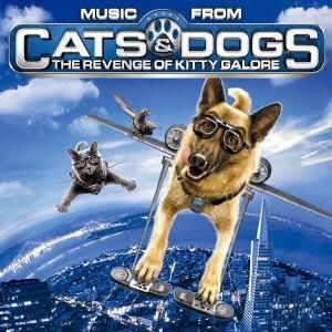 Original Soundtrack 「キャッツ&ドッグス 地球最大の肉球大戦争」オリジナル・サウ...