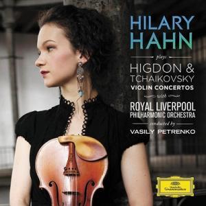 ヒラリー・ハーン Violin Concertos - Higdon, Tchaikovsky CD